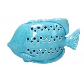 Pesce Porta Tealight Medio